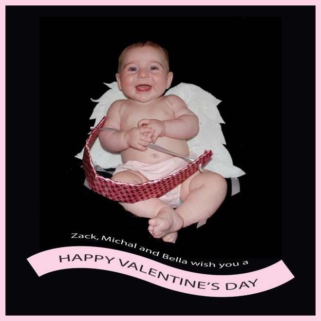 Valentine Baby Cupid Pictures