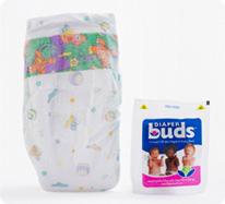Genius! Diaper Buds