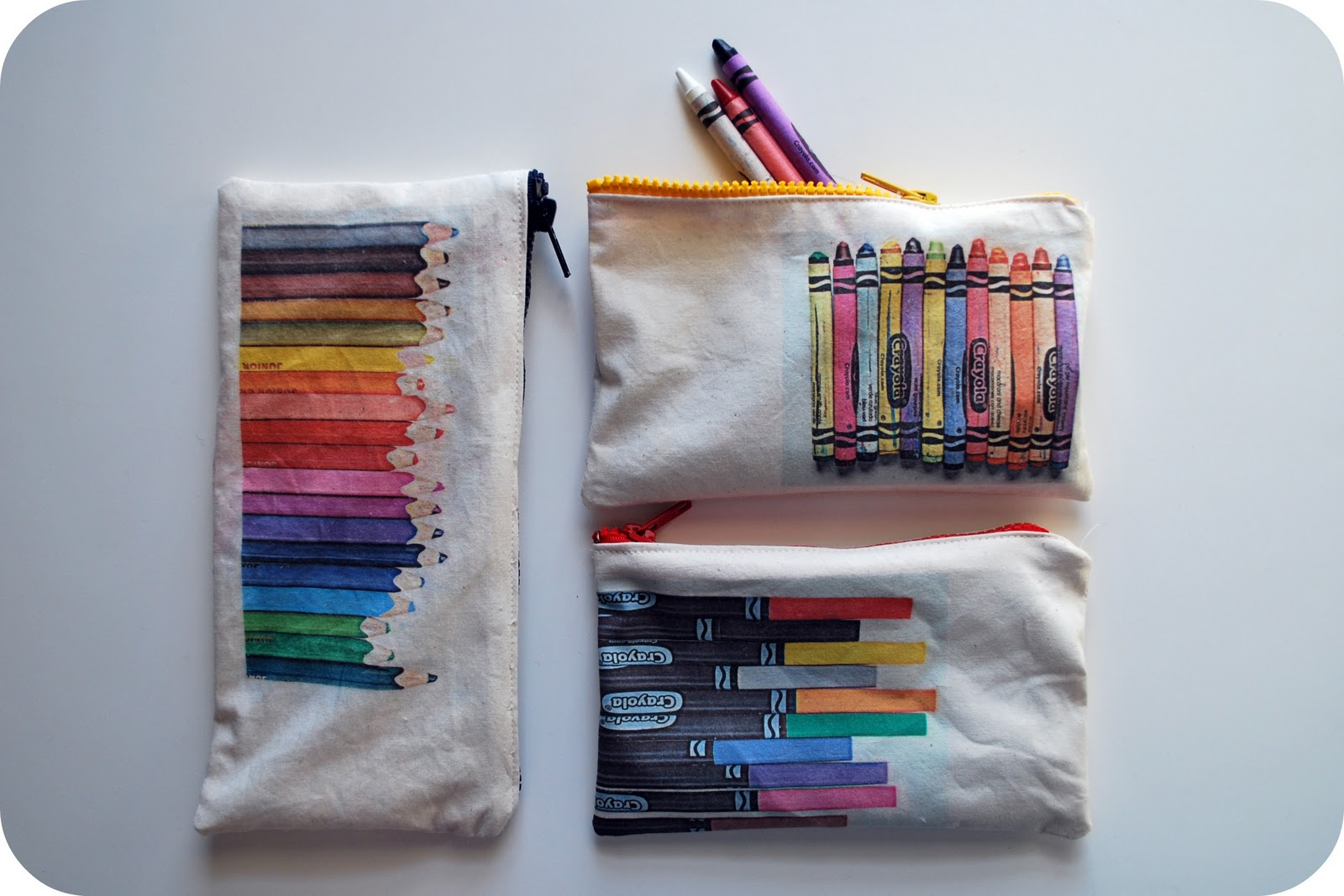 Art Pouches Tutorial