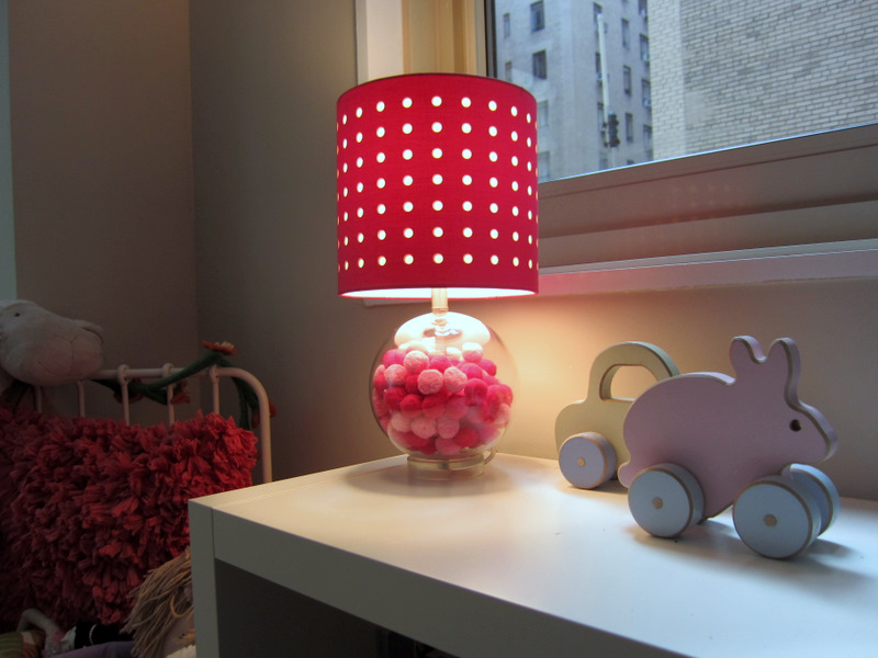 New Lamp From Home Goods