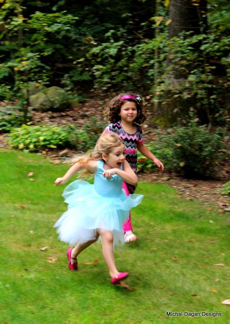 Running to Wonderland