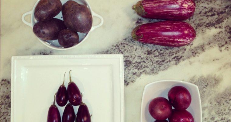 Purple Gnocchi