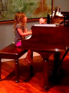 My little pianist